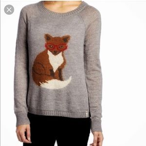 {WOOLRICH} Smart Glasses Fox Sweater